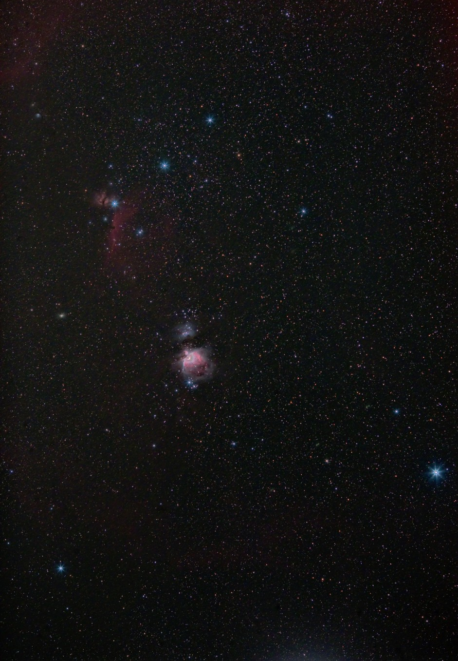 South part of Orion
